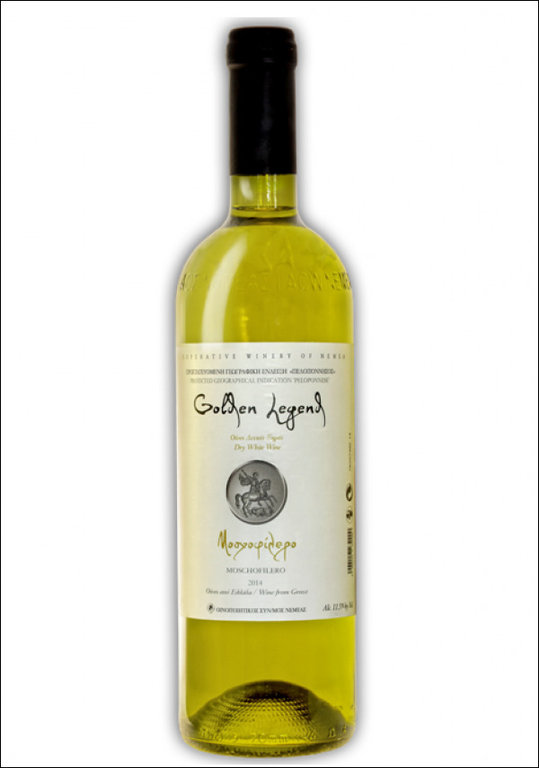 Golden Legend Moschofilero 2018
